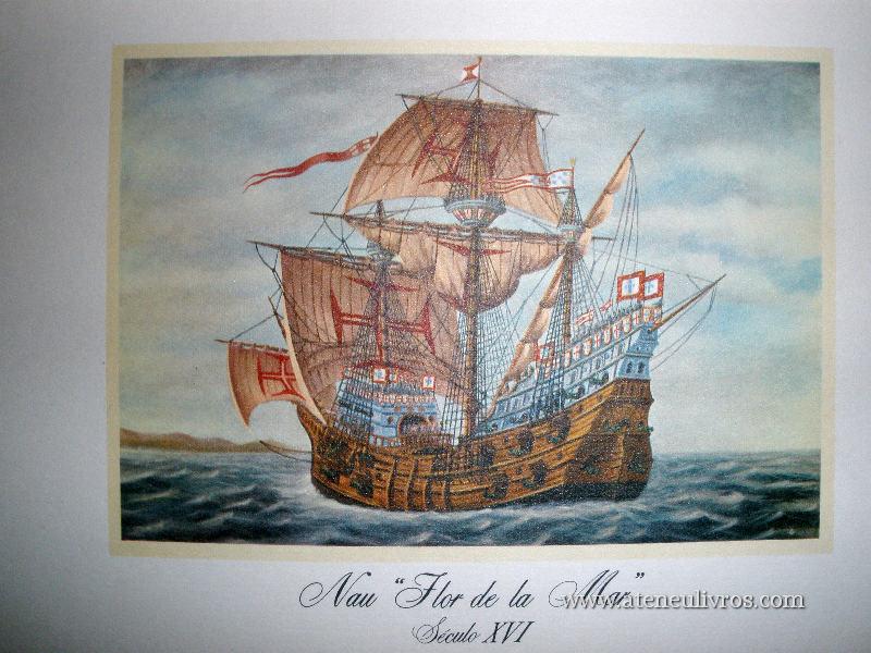 "Nau ""Flor de la Mar"""