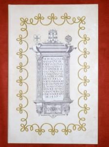 Memoria das Armadas que de portugal Pasaram ha India e esta Primeira e ha Com Que Vasco da Gama Partio ao Descobrimentos de La Pormadade El Rei Dom Manuel 1497