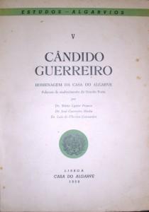 Cândido Guerreiro(Homenagem da Casa do Algarve) «€15.00»
