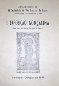 I Exposição Gonçalina (Nas Salas do Museu reginal de Lagos) «€10.00»