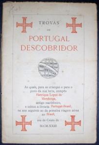 Trovas de Portugal Descobridor «€12.50»