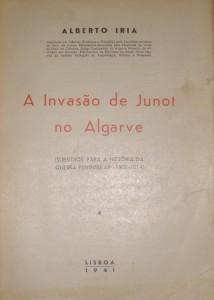 A Invasão de Junot no Algarve «€80.00»