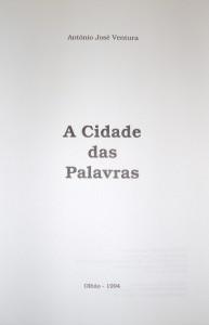 A Cidade das Palavras «€12,50»