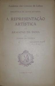A Representação Artística das Armadas da Índia «€12.00»