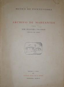 Archivo de Mareantes «€50.00»