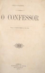 O Confessor «€30.00»