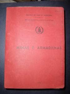Minas e Armadilhas da Direcçao da Arma de Engenharia 1963 «€50.00»
