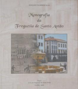 Monografia da Freguesia de Santo Antao «€20.00»