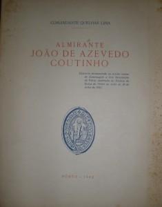Almirante João de Azevedo Coutinho «€10.00»