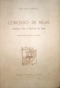Concelho de Nelas(Subsídios Para a História da Beira)  «€40.00»