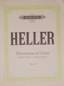 30 Fortechreitende Etüden/Progressive Studies-Etudes Progressives «€10.00»