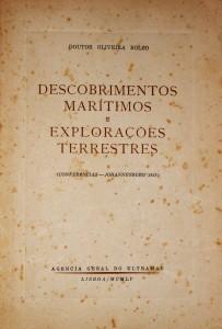 Descobrimentos Marítimos e Explorações Terrestres  «€20.00»