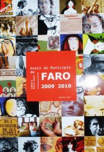 Anais do Municipio de Faro/2009-2010  «€15.00»
