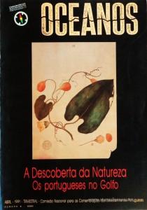 Oceanos«A Descoberta da Natureza / Os Portuguese no Golfo» nº6 - Comissão Nacional Para as Comemorações dos Descobrimentos Portugueses - Lisboa - Abril - 1991 - «€25.00»