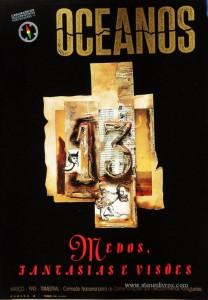 Oceanos«Medos, Fantasias e Visões» nº13 - Comissão Nacional Para as Comemorações dos Descobrimentos Portugueses - Lisboa - Março - 1993 - «€20.00»