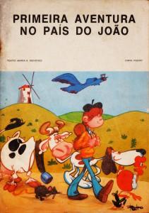Primeira Aventura no País do João «€10.00»
