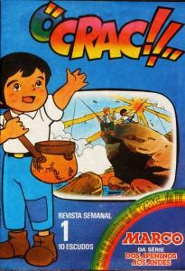 """O Crac!!"""" Marco «€15.00»"""