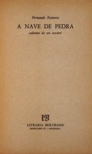 A Nave de Pedra  «€20.00»