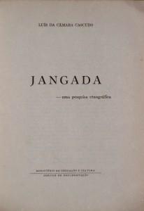 Jangada- Uma Pesquisa Etnográfica «€70.00»