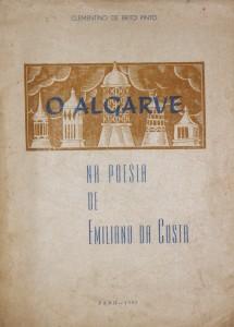 O Algarve na Poesia de Emiliano da Costa  «€15.00»