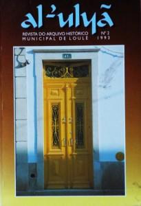 Revista Al-uluã do Arquivo Histórico Municipal de Loulé Nº2