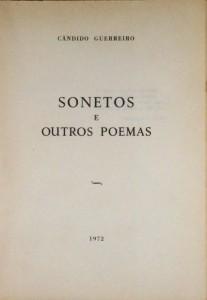Sonetos e Outros Poemas  «€50.00»