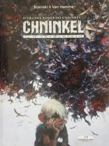 O Grande Poder do Chninkel «O Chamamento»  «€10.00»