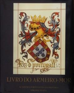 Livro do Armeiro-Mor «€80.00»