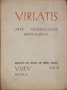 Arte Arqueologia Museologia «Viriatis» «€15.00»