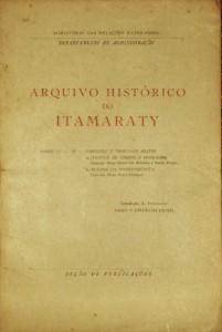 Arquivo Histórico do Itamaraty «€50.00»