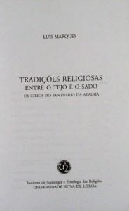 Tradições Religiosas Entre o Tejo e o Sado«Os Círios do Santuário da «€25.00» Atalaia»