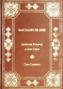 Memórias Posturas de Brás Cuba«Dom Casmurro» «€20.00«