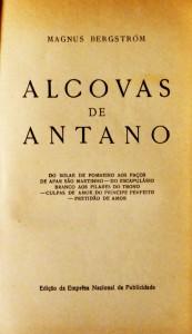 Alcovas de Antano «€20.00»