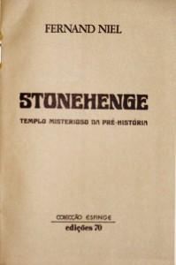 Stonehenge«Templo Misterioso da Pré-História» «€15.00»