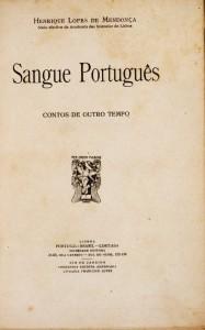 Sangue Português «€25.00»