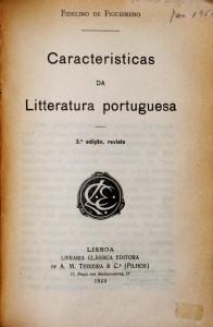 Características da Literatura Portuguesa