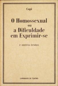 O Homossexual ou a Dificuldade em Exprimir-se
