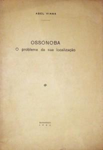 Ossónoba (O Problema da sua Localização)