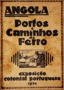 Angola - Portos e Caminhos de Ferro (Exposição Colonial Portuguesa) 1934