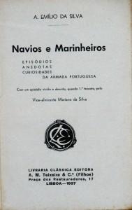 Navios e Marinheiros « Episódios, Anedotas, Curiosidades da Armada Portuguesa»
