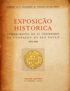Exposição Histórica Comemorativa do IV Centenário da Fundações de São Paulo 1554-1954