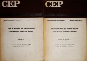 Estudos Urbanos e Regionais da Área de Influência dos Centros Urbanos , Fluxos Rodoviários, Transportes de Passageiros