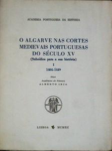 O Algarve nas Cortes Medievais Portuguesas do Século XV