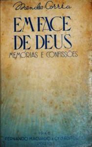 Em Face de Deus «Memorias e Confissões»