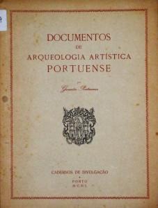 Documentos de Arqueologia Artística Portuense