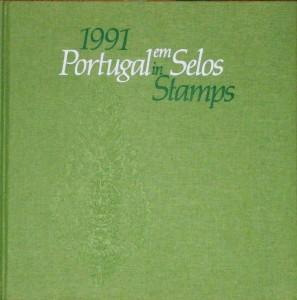 Portugal em Selos 1991