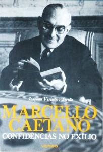 Marcelo Caetano « Confidencias no Exílio»