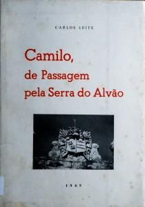 Camilo, de Passagem Pela Serra do Alvão