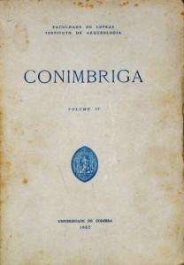 Conimbriga Vol. IV