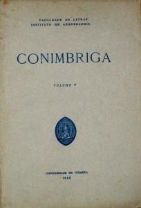 Conimbriga - Volume V